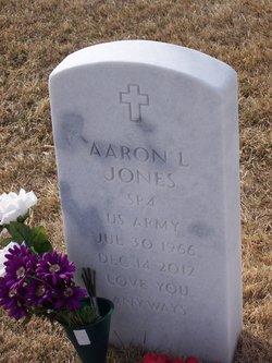 Aaron L Jones