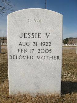 Jessie Vivian <I>Morris</I> Brown
