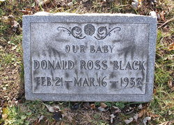 Donald Ross Black