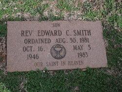 Rev Edward C Smith
