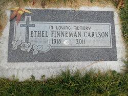Ethel Albie <I>Raisler</I> Carlson