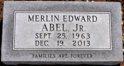 Merlin Edward Abel Jr.