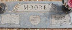 Ouida Agnes <I>Johnston</I> Moore