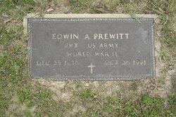 Edwin A Prewitt