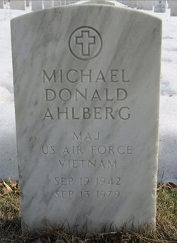 Michael Donald Ahlberg