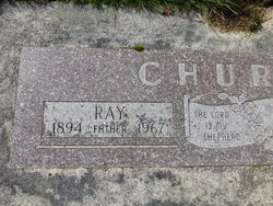 "Henry Raymond ""Ray"" Church"