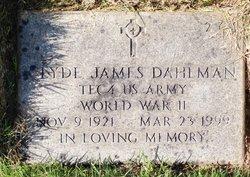 Clyde James Dahlman