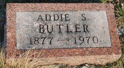 """Adaline """"Addie"""" <I>Smith</I> Butler"""