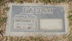 Christopher E. Dalton