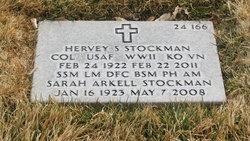 Col Hervey Stockman