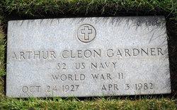Arthur Cleon Gardner