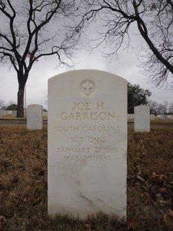 Joe H Garrison