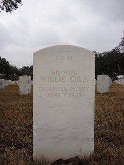 Willie Ora Garrison