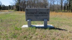 Everett Springs Baptist Church Cemetery