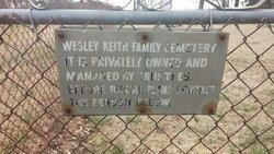 Keith Family Cemetery