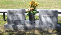 Earl Dean Fleming