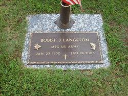 Bobby Jean Langston
