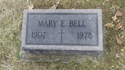 """Mary Elizabeth """"Bless"""" Bell"""