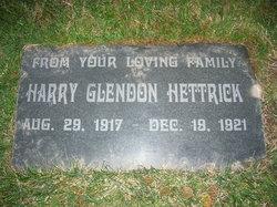 Henry Glendon Hettrick