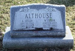 A. Helen <I>Witmer</I> Althouse