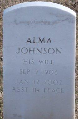 Alma Johnson