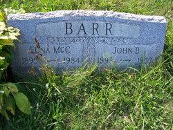 John Benjamin Barr
