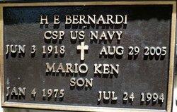 Mario Ken Bernardi
