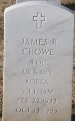 PO James R Crowe