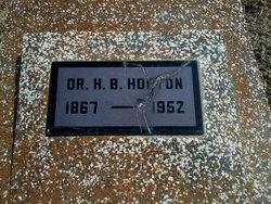 Dr H. B. Horton