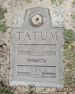 Laura E. <I>Belote</I> Tatum
