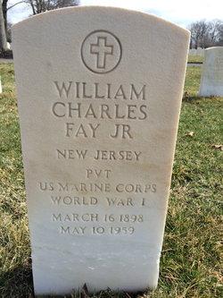 William Charles Fay, Jr