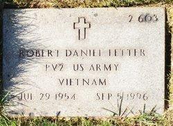 Robert Daniel Fetter