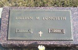 Lillian Marie <I>Schmidt</I> Longseth