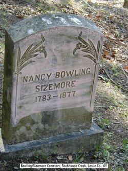 Nancy <I>Bolling</I> Sizemore