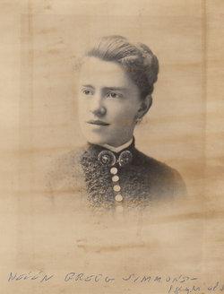 Helen Gregg <I>Simmons</I> Chandler