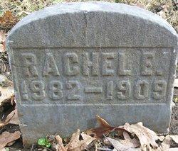 Rachel Ethel <I>Vess</I> Freeman