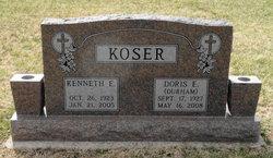 Kenneth E Koser