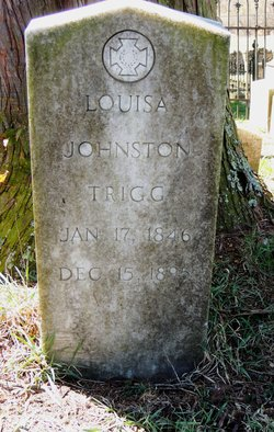 Louisa Bowen <I>Johnston</I> Trigg
