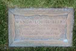 Wanda Louise Beery
