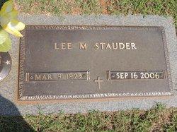 Lee Stauder