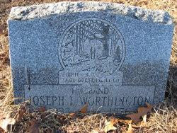 Joseph L Worthington