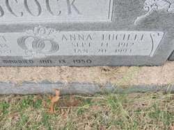 Anna Lucille <I>Vincent</I> Adcock