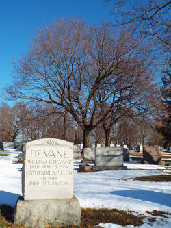 Catherine A. <I>Pillion</I> Devane
