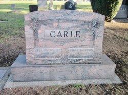 Dora Estelle <I>Horton</I> Carle