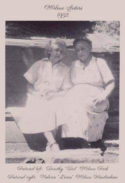 Dorothy Rosetta <I>Wilcox</I> Park