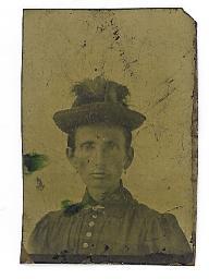 Susannah <I>Myers</I> Albertson