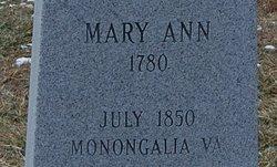 Mary Ann Eckhart