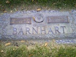 Bertha Irene <I>Leftwich</I> Barnhart