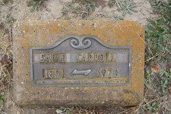 Sadie Louise Carroll
