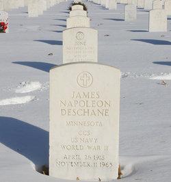 James Napoleon Deschane
